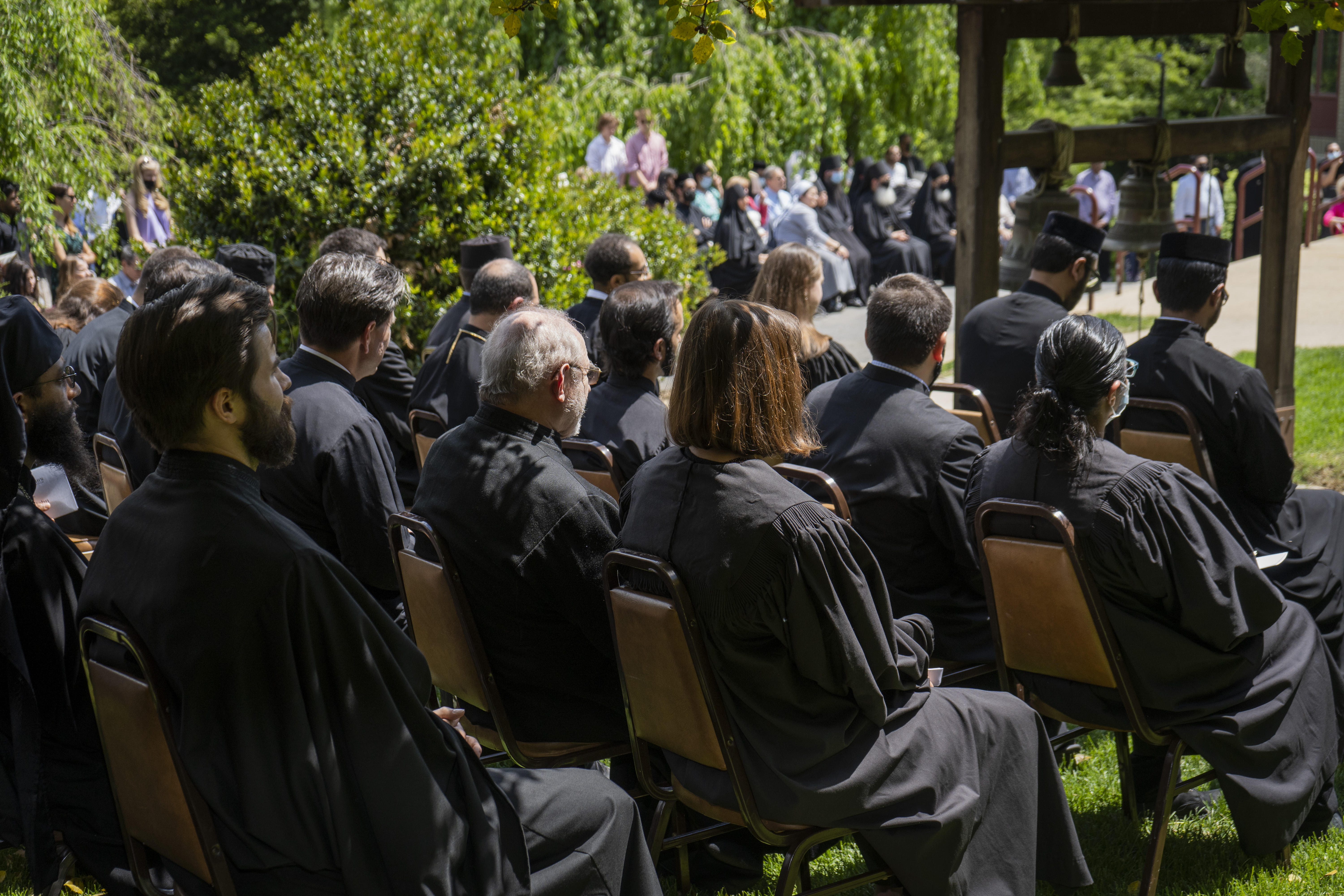 Scenes from Commencement